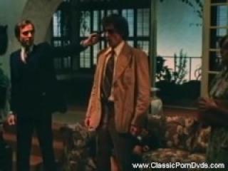 Un video porno con rubias de los años 70